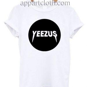 Yeezus kanye west T Shirt Size S,M,L,XL,2XL