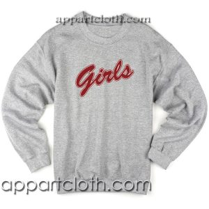 Girls Unisex Sweatshirts
