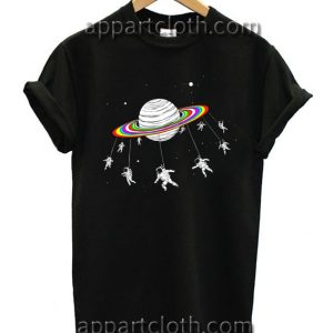 Saturn T Shirt Size S,M,L,XL,2XL
