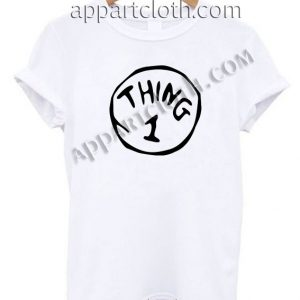Think 1 T Shirt Size S,M,L,XL,2XL