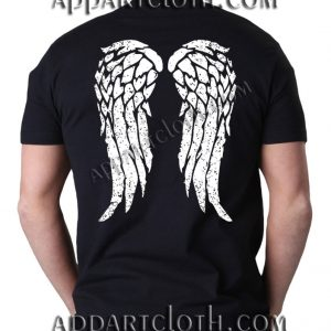 Daryl Addixon T Shirt – Adult Unisex Size S-2XL