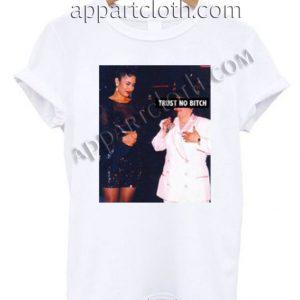 Selena trust no bitch T Shirt – Adult Unisex Size S-2XL