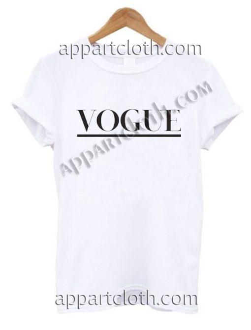 Vogue Teen Magazine Logo T Shirt Size S,M,L,XL,2XL