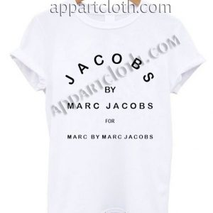 Buy Tshirt Marc jacobs T shirt Design Custom Shirt Size S-2XL
