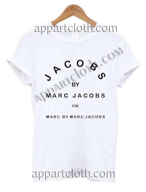Buy Tshirt Marc jacobs T shirt Design Custom Shirt Size S-2XL