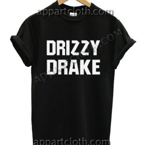 Drizzy Drake Funny T Shirts For Guys Size S,M,L,XL,2XL