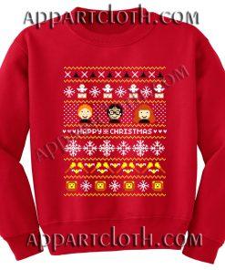 Buy Potter Happy Christmas Unisex Sweatshirts