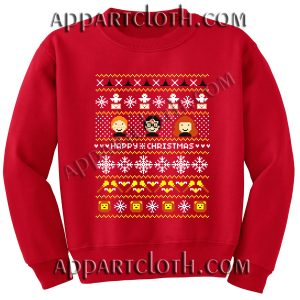 Buy Potter Happy Christmas Unisex Sweatshirts