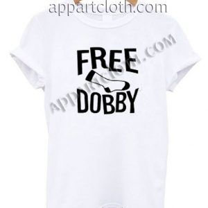 Free Dobby Crew harry potter Funny Shirts