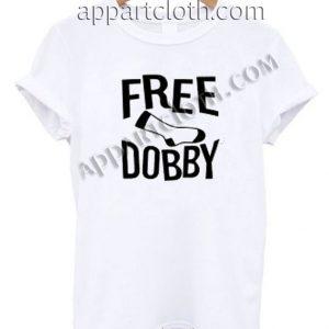 Free Dobby Crew harry potter Funny Shirts