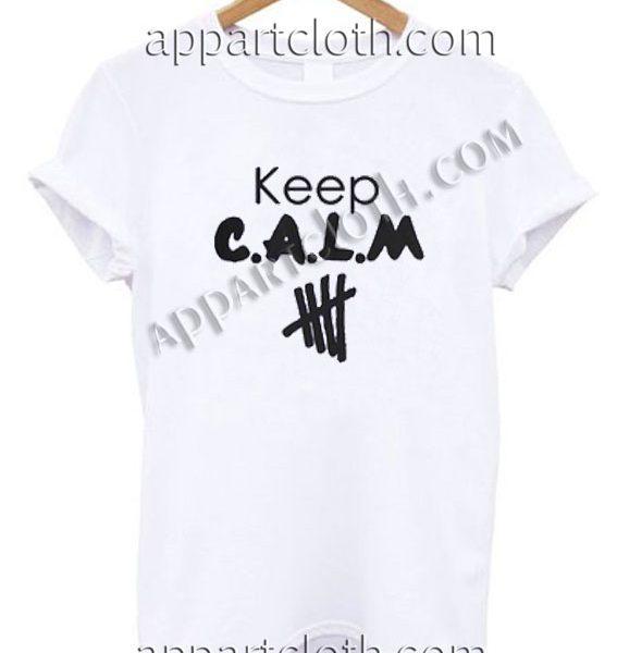 Keep Calm Funny Shirts