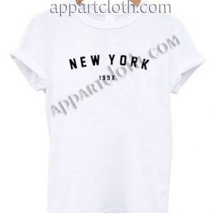 New York 199x Funny Shirts