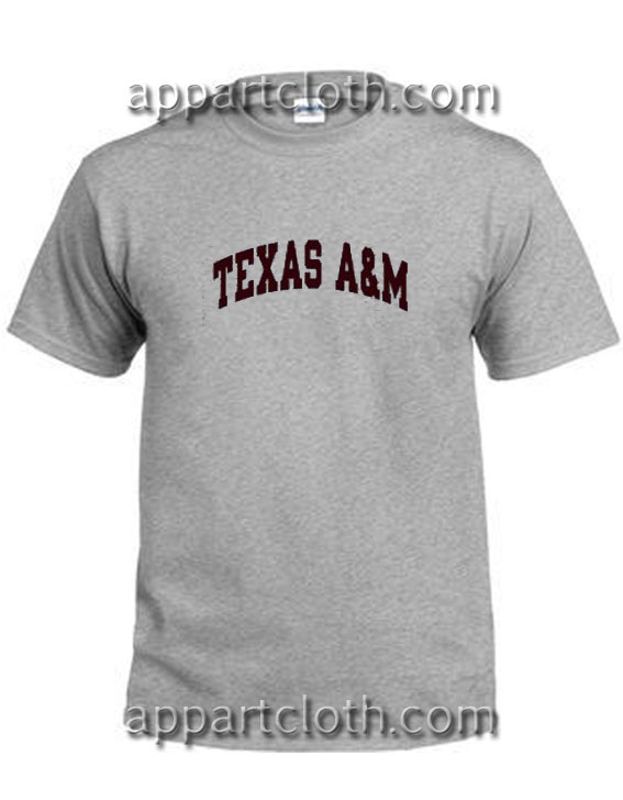 Texas AM Funny Shirts America T For Guys