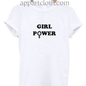 Girl power feminism Funny Shirts