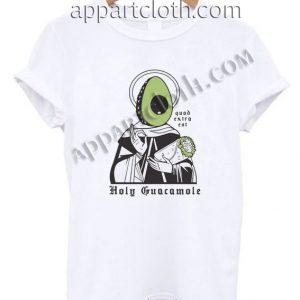 Holy Guacamole Funny Shirts