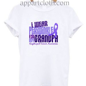 I wear periwinkle Funny Shirts