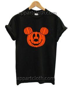 Minnie pumpkin Funny Shirts