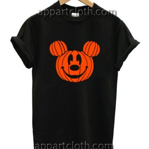 Minnie pumpkin Funny Shirts