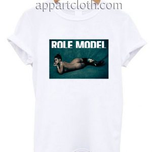 Role Model Black Tour Music Rap Funny Shirts