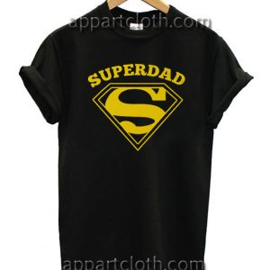 Super Dad Funny Shirts