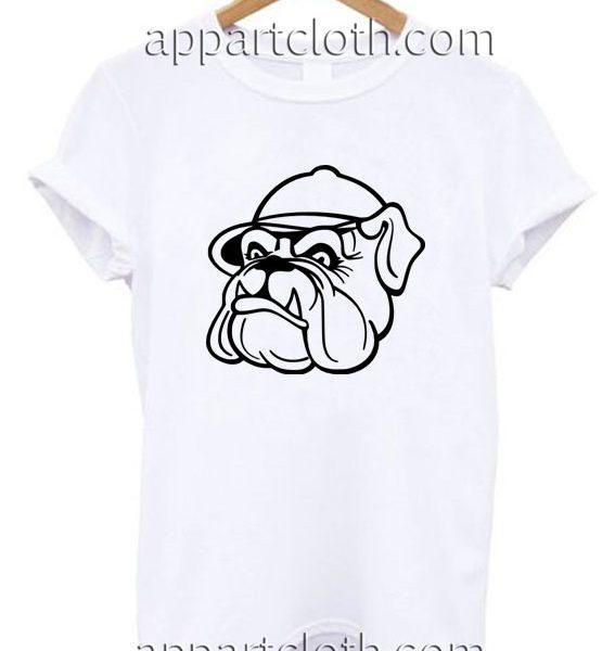 Bulldog Funny Shirts