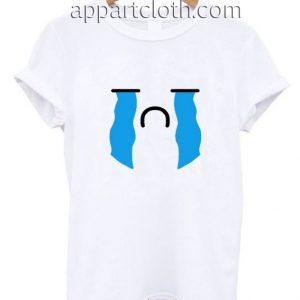 Damn Cry Womens Funny Shirts