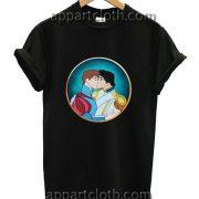 Gay Pride Disney Prince Womens Funny Shirts
