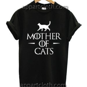 Mother Of Cats Funny Shirts