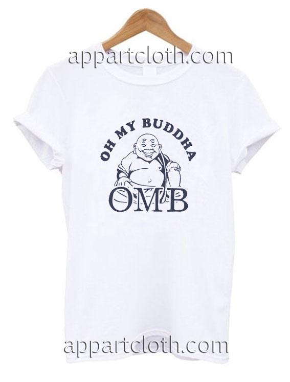 e3774f39a Oh My Buddha Funny Shirts, Funny America Shirts