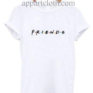 Friends Logo Funny Shirts