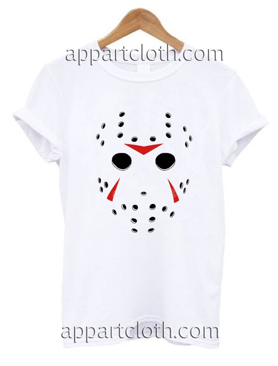 jason voorhees hockey mask friday the 13th Funny Shirts