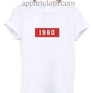 1980 Funny Shirts