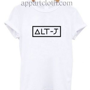 Alt-J Record covers Funny Shirts