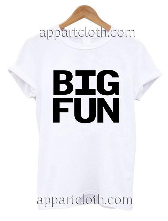 e992f5a11 Big Fun Heathers Funny Shirts, Funny America Shirts