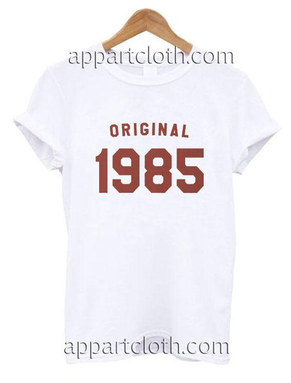 Birthday Gift For Her 1985 Funny Shirts America