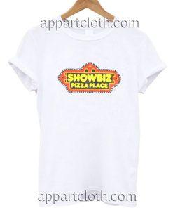 Showbiz Pizza Place Funny Shirts