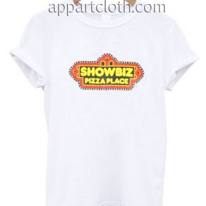 Showbiz Pizza Place Funny Shirts