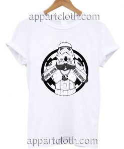 Empire Poppin Stormtrooper Funny Shirts
