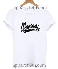 Marina and The Diamonds Funny Shirts