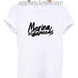 Marina and The Diamonds Funny Shirts