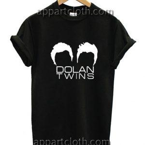 Dolan Twins Silhouette Funny Shirts