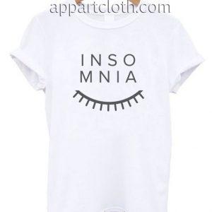 Insomnia Funny Shirts