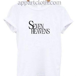 Seven Heavens Funny Shirts