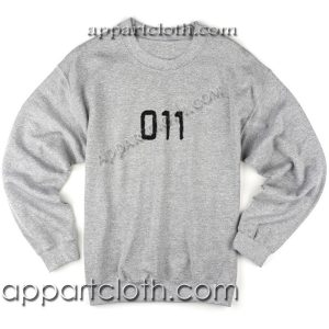 Stranger things's eleven Unisex Sweatshirts
