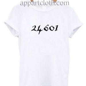 24601 Funny Shirts