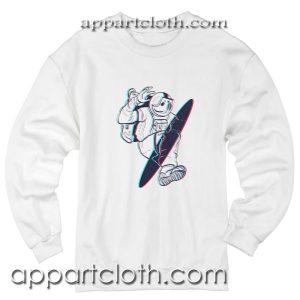 Astronaut Unisex Sweatshirts