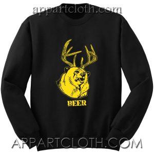 BEER DEER Unisex Sweatshirts
