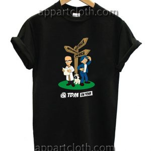 DanTDM Youth Tour Funny Shirts