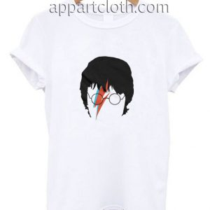 Harry Potter David Bowie Funny Shirts
