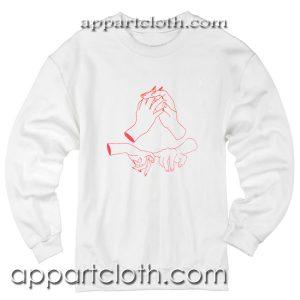 Our Hands Unisex Sweatshirts